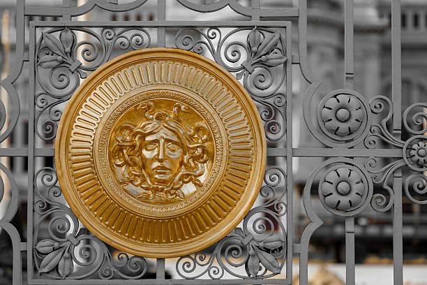 Medusa sign at ananda samakhom throne halls gate picture id478338477?b=1&k=6&m=478338477&s=612x612&w=0&h=b8sacamjss7zek7dz7l efnw7kglafirpj0okb8z6k4=