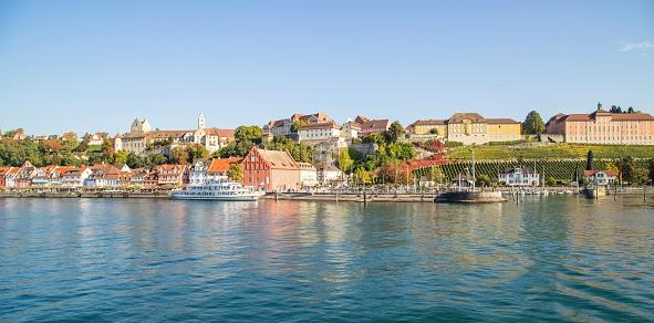 Meersburg - Lake Constance/Germany