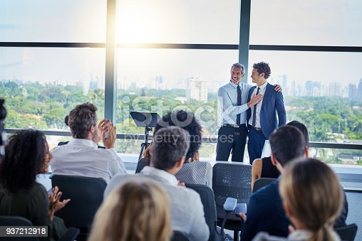 1031822210 istock photo Meet the man of the moment 937212918