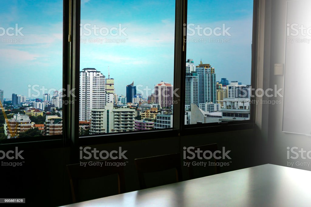 Window, Dusk, Night City building, Built Structure, City