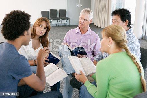 847516586 istock photo Meeting Of Bible Study Group 175404593