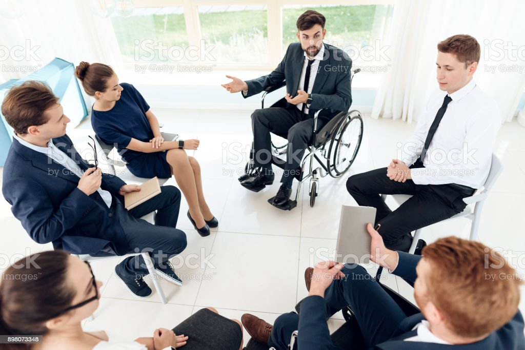 a discusssion on the effectiveness of job performance of disabled people Competency model for effective job performance at the chief of the general administrative sub-division position level in the thai department of agriculture using the behavioral event interview (bei) technique (spencer & spencer, 1993.