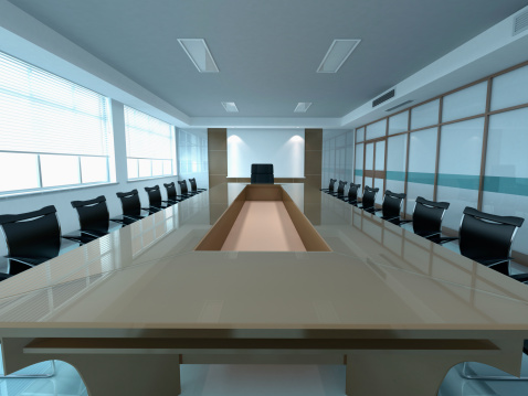 Meeting Room Stock Photo - Download Image Now