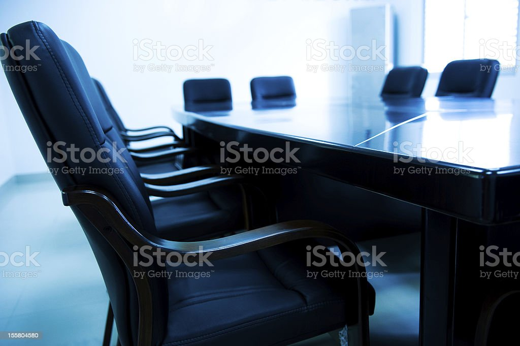 meeting room stock photo