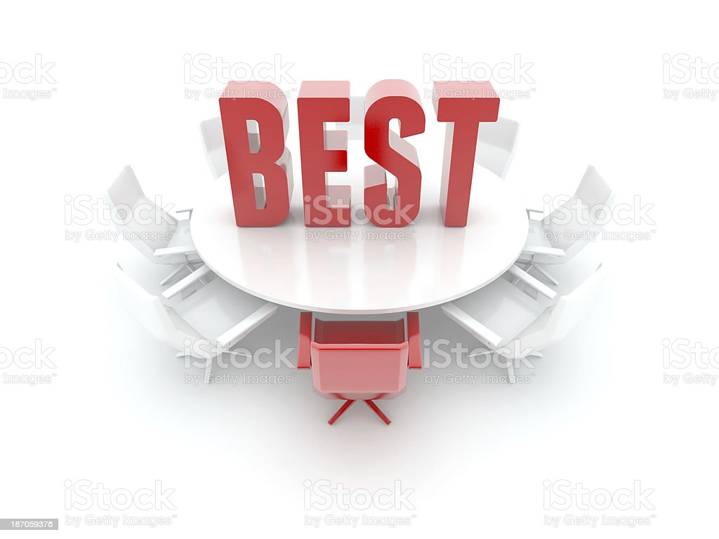 Meeting Room (best) royalty-free stock photo