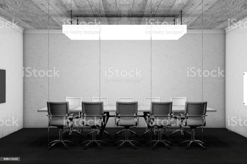 Phenomenal Meeting Table With Chairs Stock Photo More Pictures Of Pdpeps Interior Chair Design Pdpepsorg