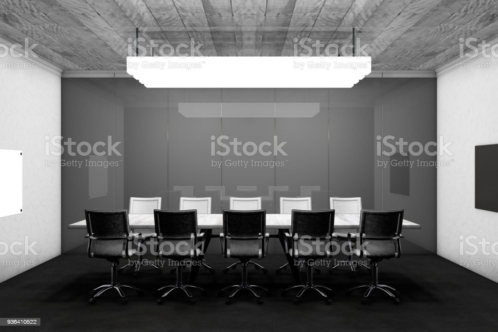 Fabulous Meeting Table With Chairs Stock Photo Download Image Now Pdpeps Interior Chair Design Pdpepsorg