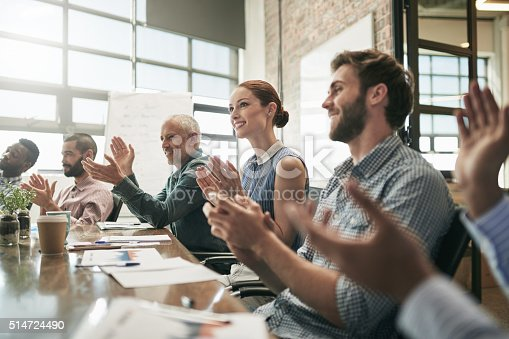 istock Meetings are empowering 514724490