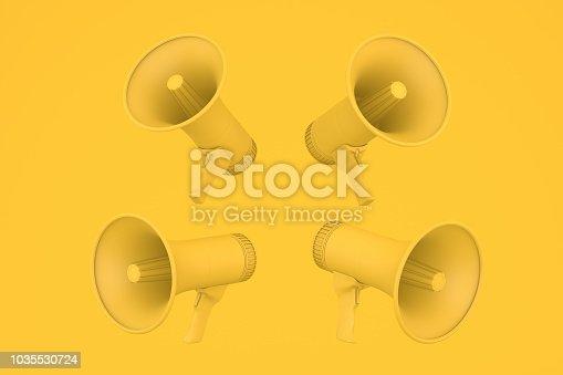 591831768istockphoto Megaphone 1035530724