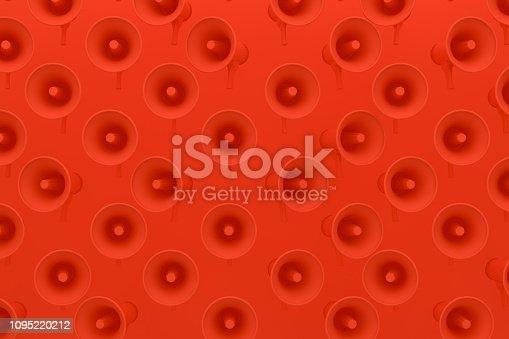 591831768 istock photo Megaphone 1095220212