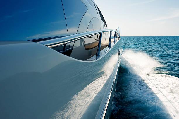 megayacht - yacht fotografías e imágenes de stock