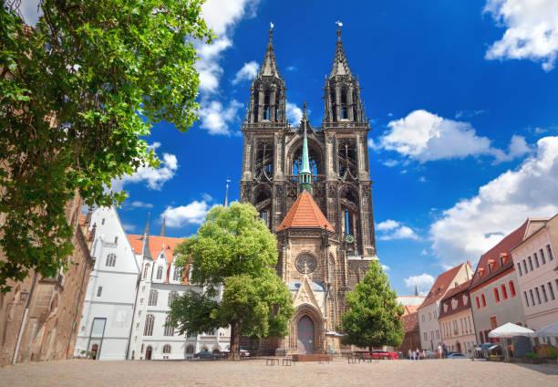 Meißen Dom Kirche – Foto