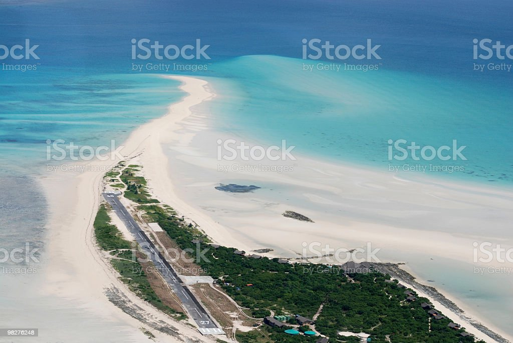 Mejumbe Island Resort, royalty-free stock photo