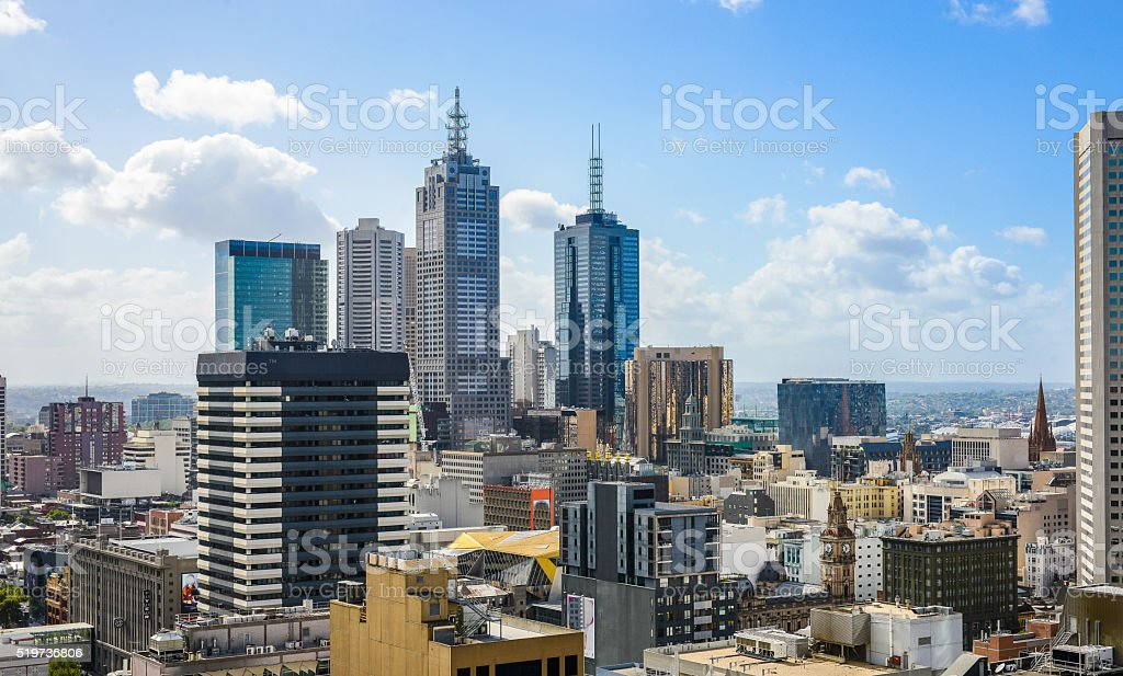 Melbourne, Australien – Foto