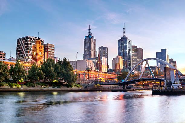 Melbourne Morgen – Foto