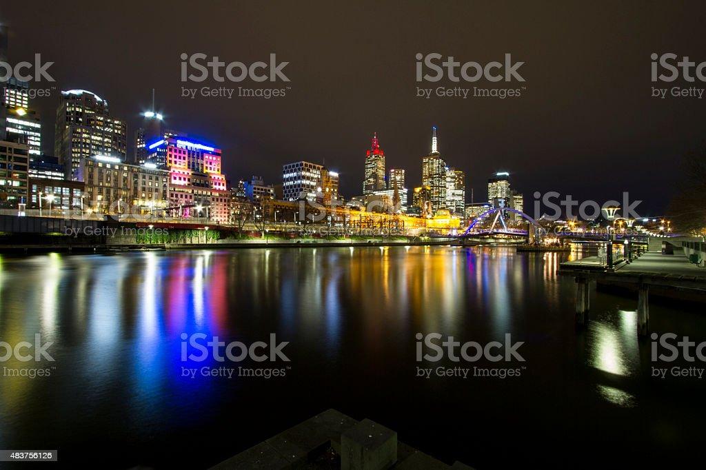 Melbourne zbiór zdjęć royalty-free