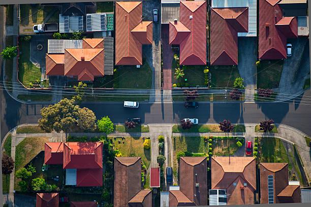 melbourne suburbs 2 - suburbs zdjęcia i obrazy z banku zdjęć