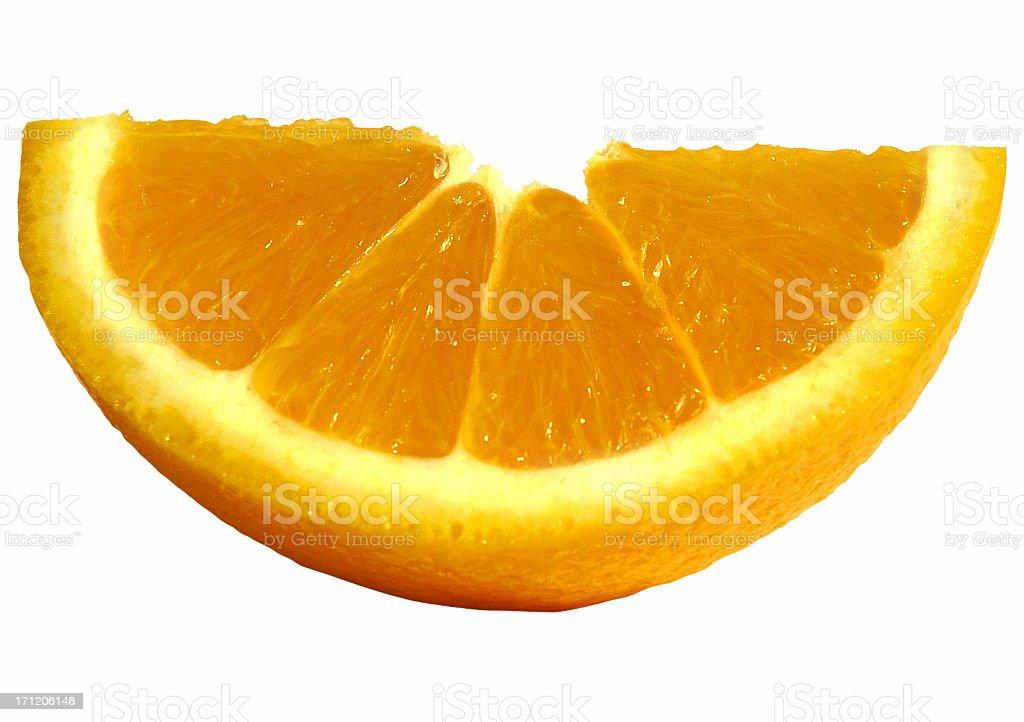 Mellow Orange stock photo