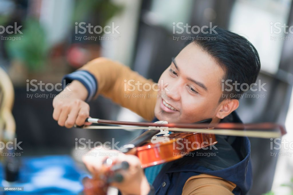 Melodies From The Heart royalty-free stock photo