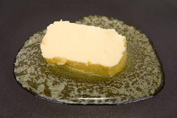 Schmelzen butter – Foto