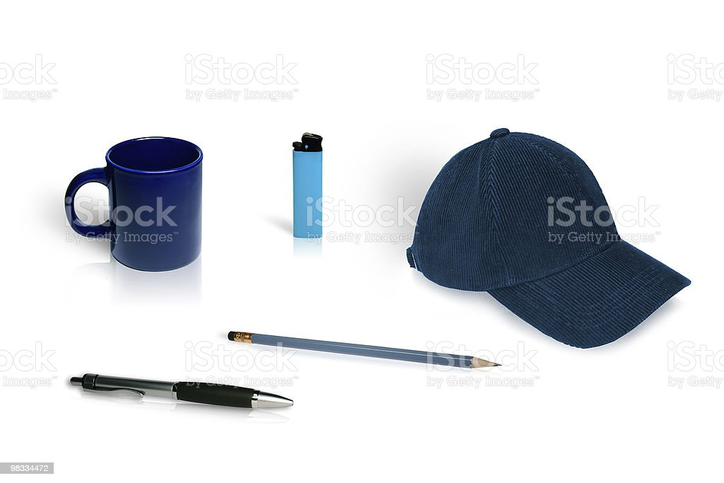 souvenirs royalty-free stock photo