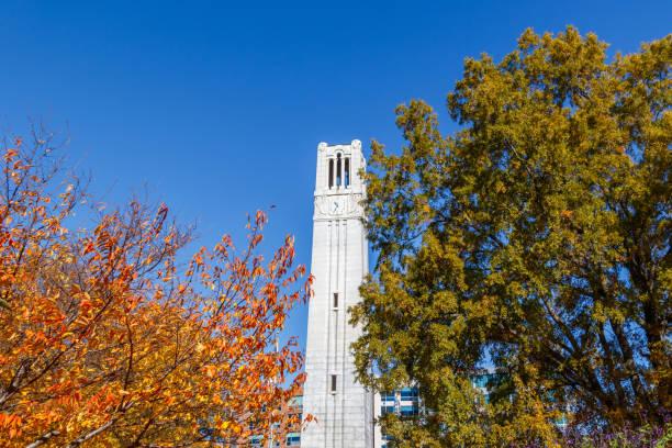 Memorial Belltower at NC State University