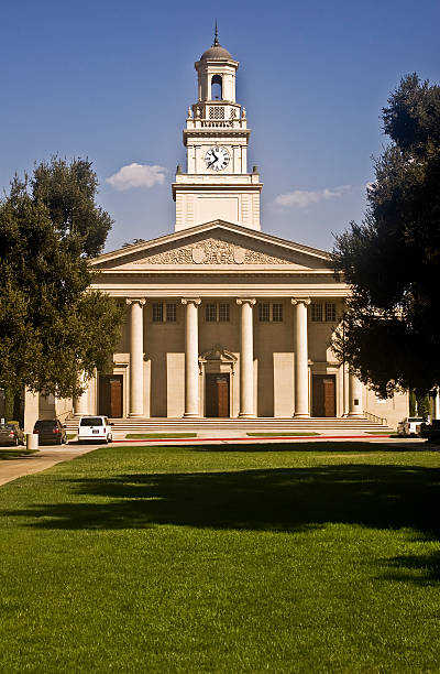 Memorial Chapel at the University of Redlands  redlands california stock pictures, royalty-free photos & images