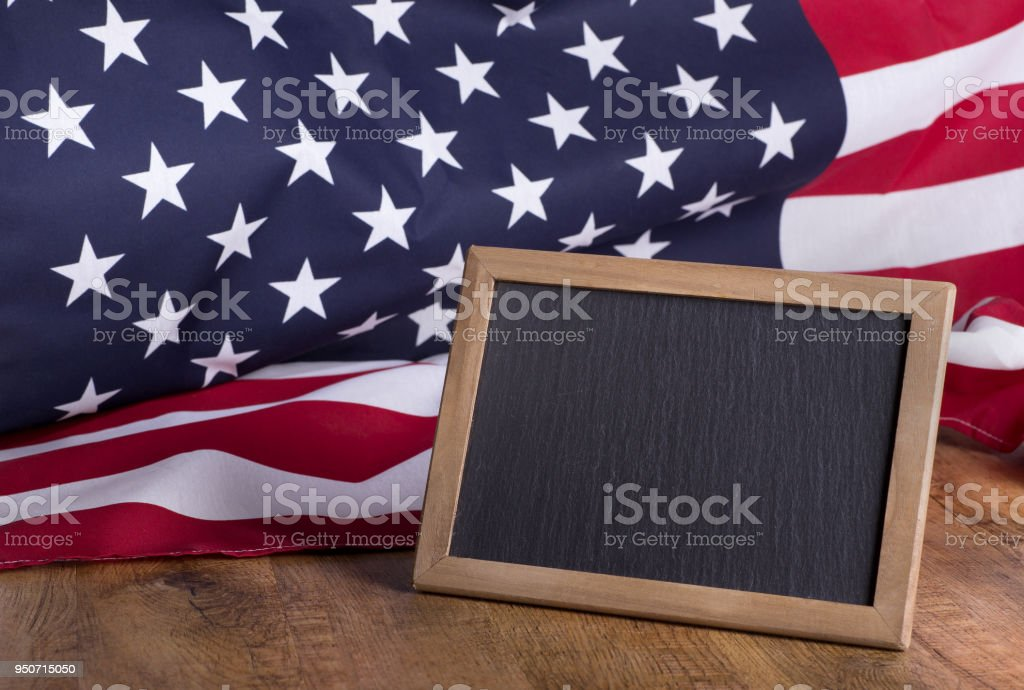 Memorial Day Holiday stock photo