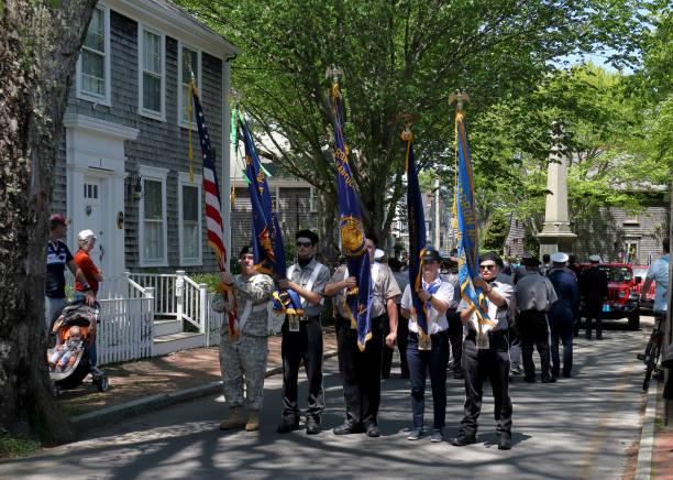 Memorial day parade in nantucket massachusetts picture id1155708984?b=1&k=6&m=1155708984&s=612x612&w=0&h=5hzpxuvu95o2nrndklkep 5z3dey rzdlf5w0jwucy4=