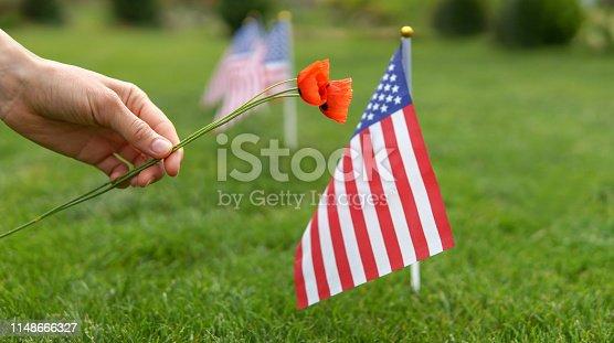 istock Memorial day. 1148666327