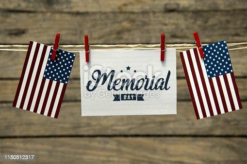 946888628 istock photo Memorial Day 1150512317