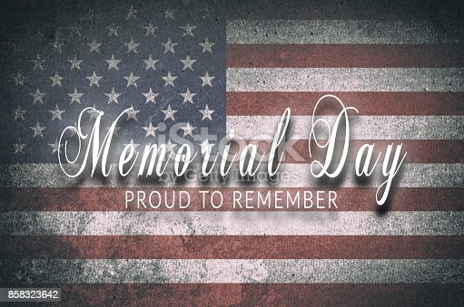 istock Memorial Day 858323642