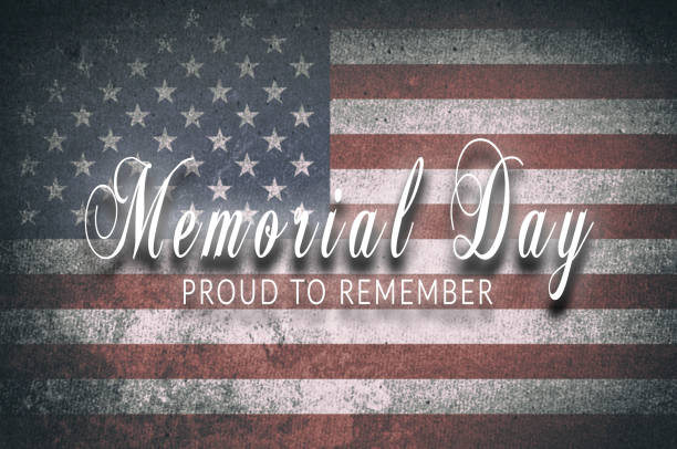 memorial day - memorial day stock photos and pictures