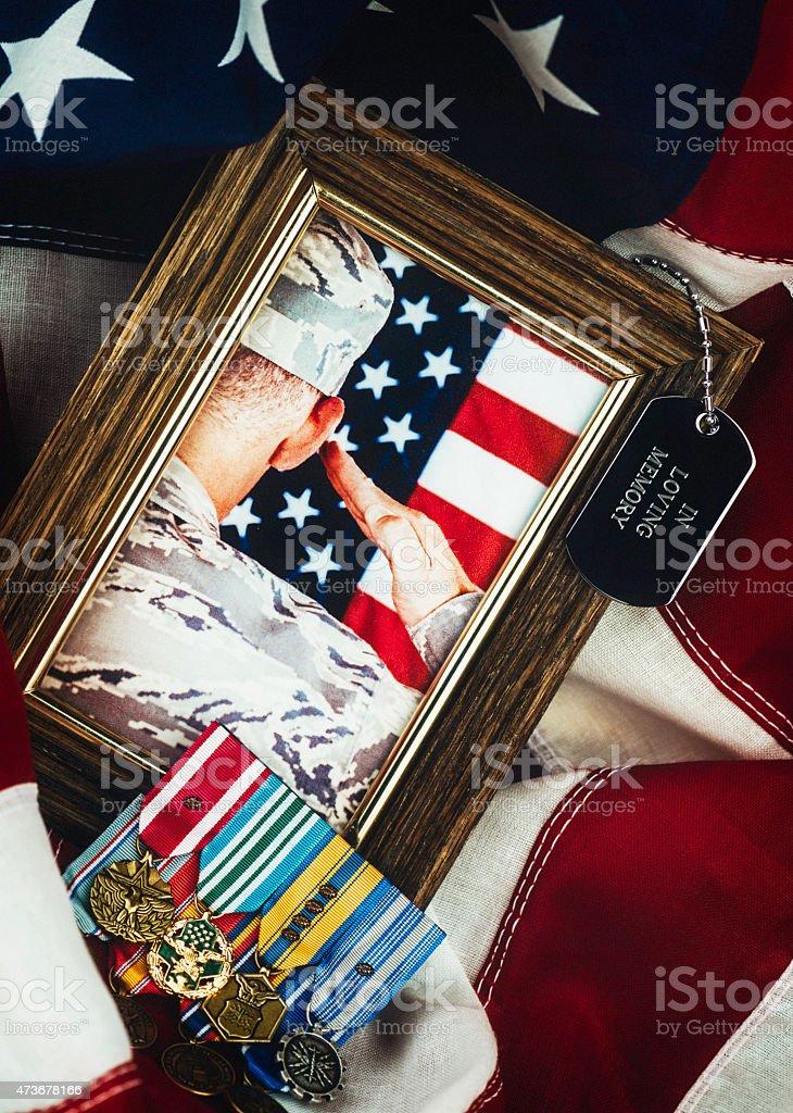 Us Memorial Dayfesta Americana Giornata Dei Veterani