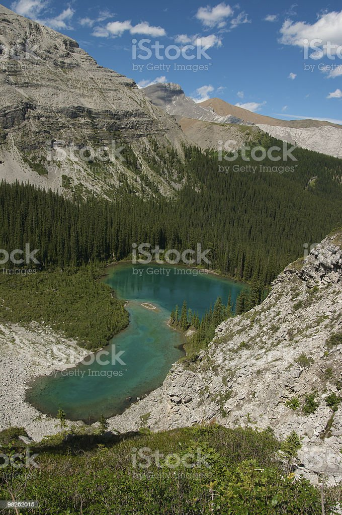 Memorial Lakes royalty-free stock photo