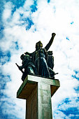 istock Memorial to the liberation of Rijeka 1198742154