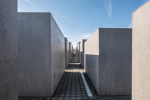 Memorial to the Murdered Jews of Europe / Holocaust Memorial in Berlin