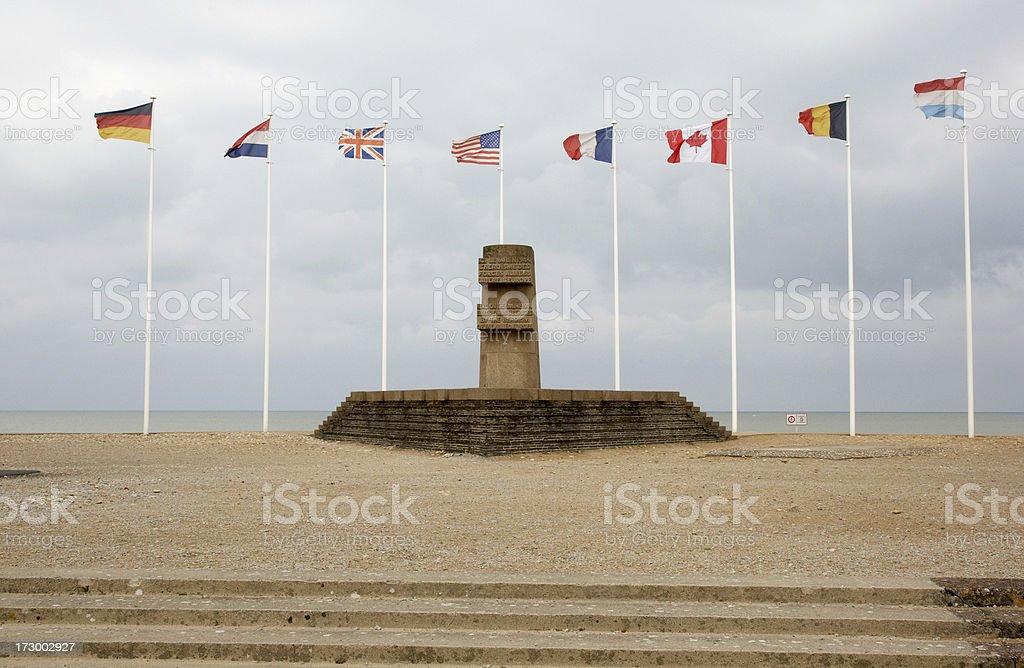 兵士記念館 Ww2 ジュノービーチ...