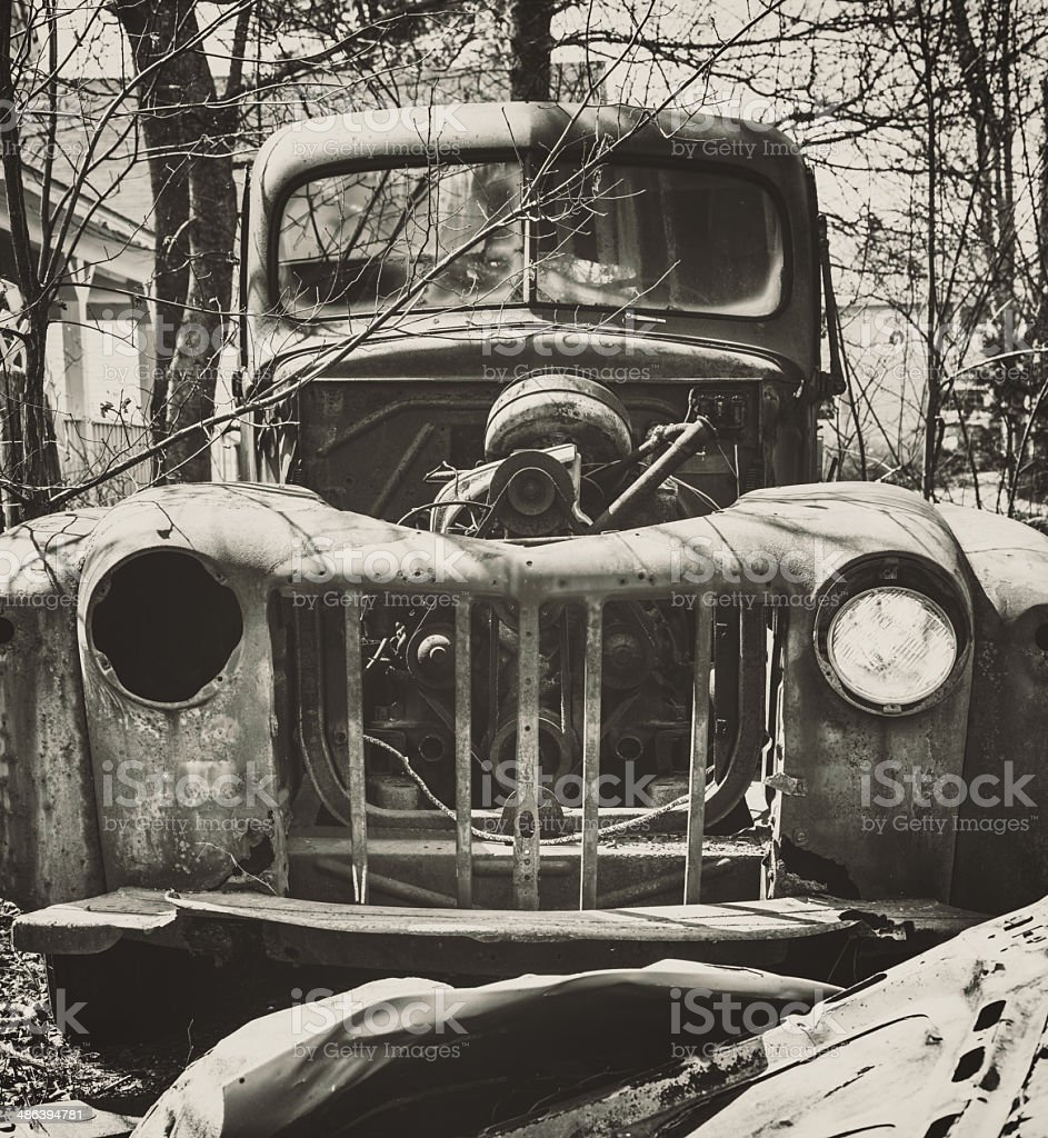 Memories of the Road royalty-free stock photo