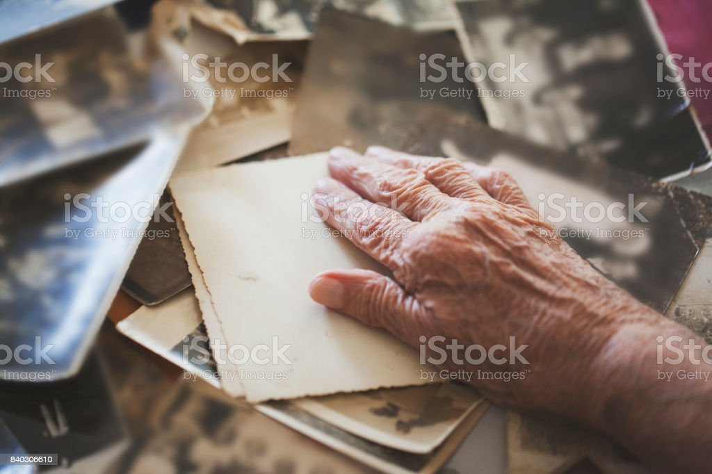 Memories... stock photo