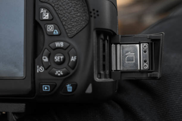 memory card camera. - memory card stock photos and pictures