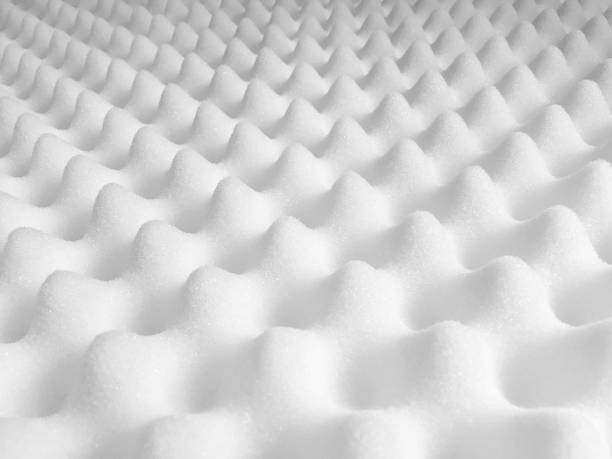 Memory foam texture Details of memory foam mattress porous stock pictures, royalty-free photos & images