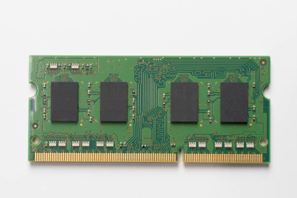 RAM-Speichermodul DDR4 DDR3 DDR2 DDR – Foto