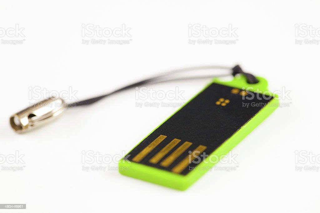 USB Memory Stick stock photo