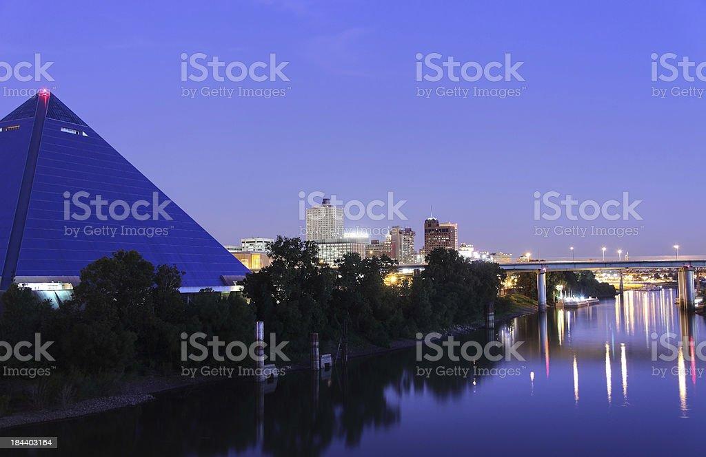 Memphis stock photo