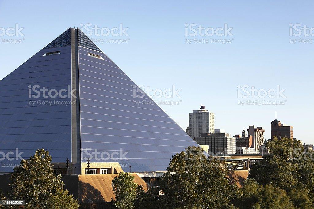 Memphis royalty-free stock photo