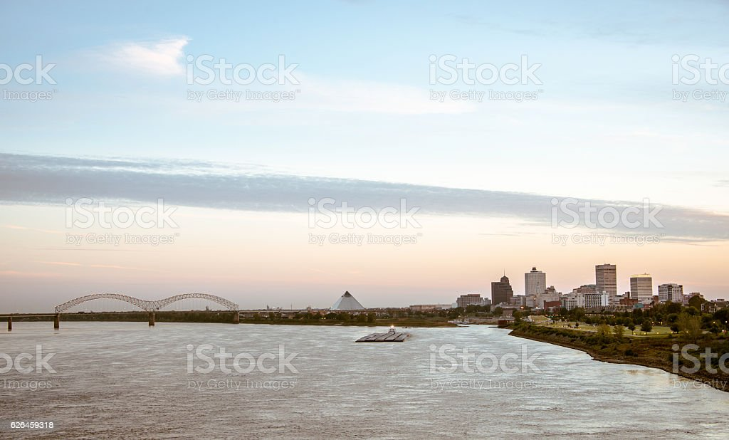 Memphis stock photo
