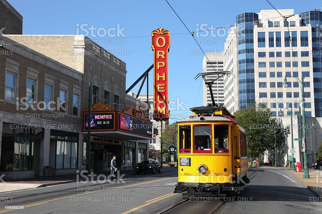 Memphis, Tennessee stock photo