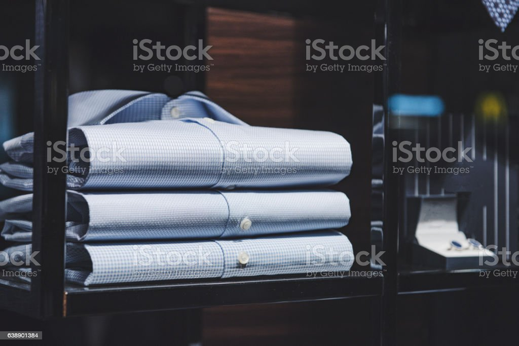men clothing in detail - Royalty-free Arts Culture and Entertainment Stock Photo