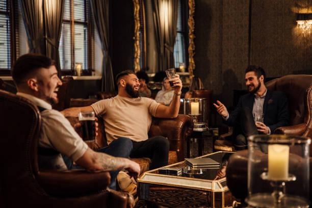 Men enjoying drinks picture id649668870?b=1&k=6&m=649668870&s=612x612&w=0&h=m8e3zqdwhoixp rcsemjvu1llya1ffwvfztrwli8c0i=